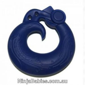 Our Ninja Babies Deep Navy Fierce Phoenix design features a 5cm x 5cm x 0.9cm phoenix shaped soft, silicone, chewy sensory pendant. An ideal way to participate, concentrate and self-regulate. The necklace cord is easily adjustable to accommodate your desired length and has a breakaway clasp for extra safety. A perfectly easy to clean and unisex sensory resource for ages 3+ years and most abilities. Fill your sensory tank and order now via www.NinjaBabies.com.au