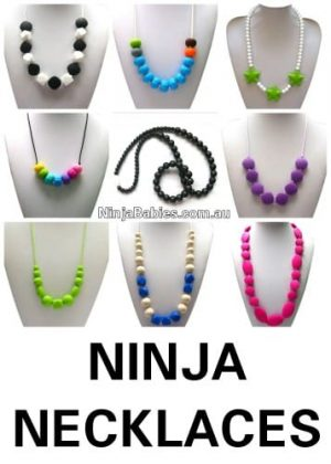 Ninja Necklaces