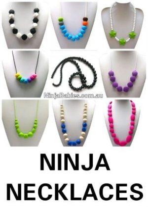 Ninja Necklaces